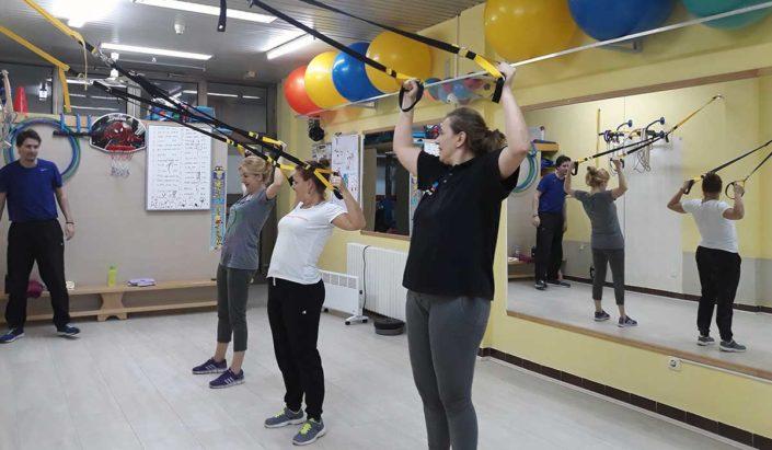 Fit Land - Grupni treninzi 3