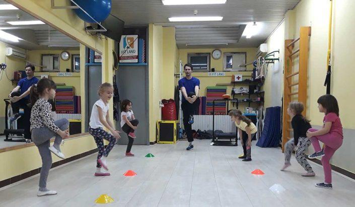 Fit Land - Skolica sporta 4